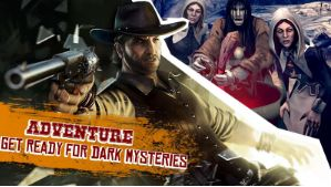 Six-Guns Gang Showdown Mod Apk v2.9.3e Data Money for android