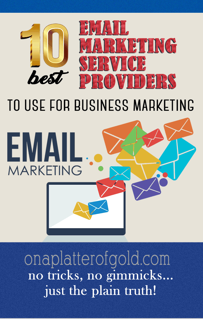 Top 10 Powerful Email Marketing Services Providers For Your Business Marketing
