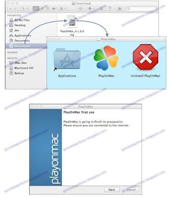 Cara Download PlayOnMac 2