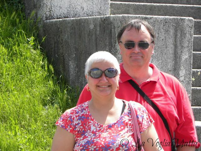 Marina e Rudi a Trieste