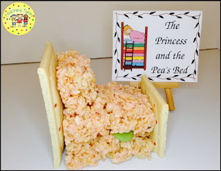 https://www.teacherspayteachers.com/Product/The-Princess-and-the-Pea-Activities-818057