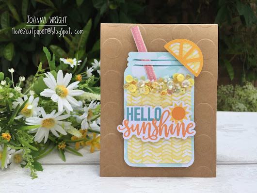 Mason Jar - Pazzles Design Team