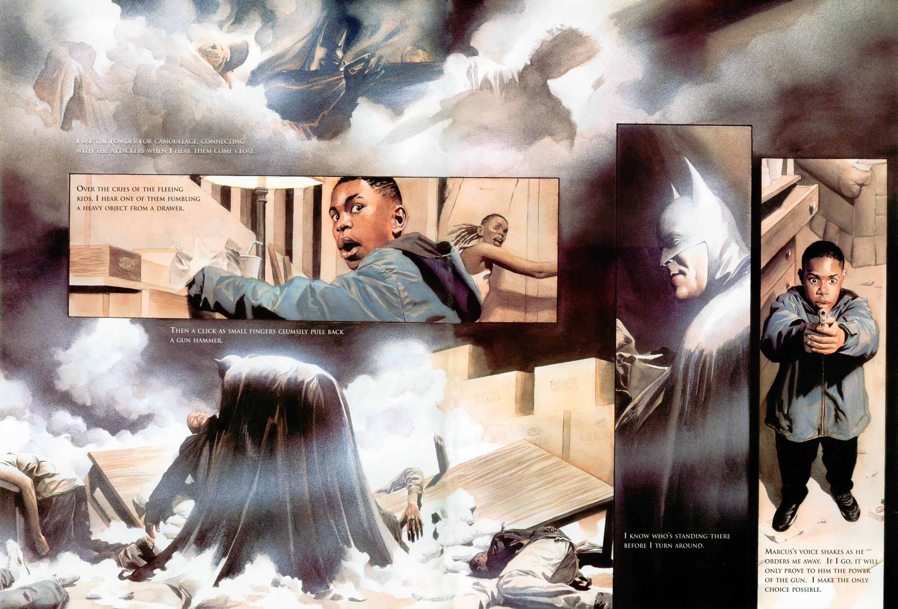 Psychology of Bruce Wayne RCO078