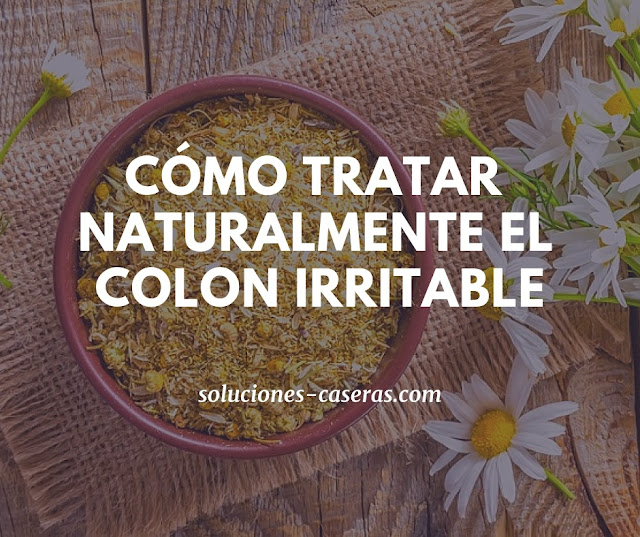 remedio contra el colon irritable