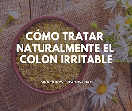 Infusión antiinflamatoria para tratar el colon irritable