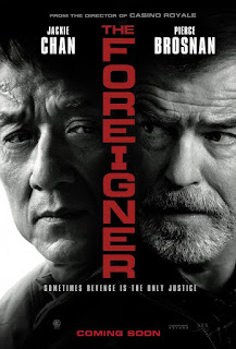 The Foreigner Latest Poster