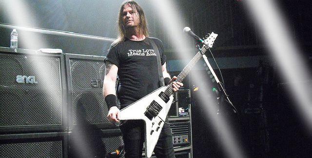 Gary Holt - Exodus - GuitarraTecnica.com