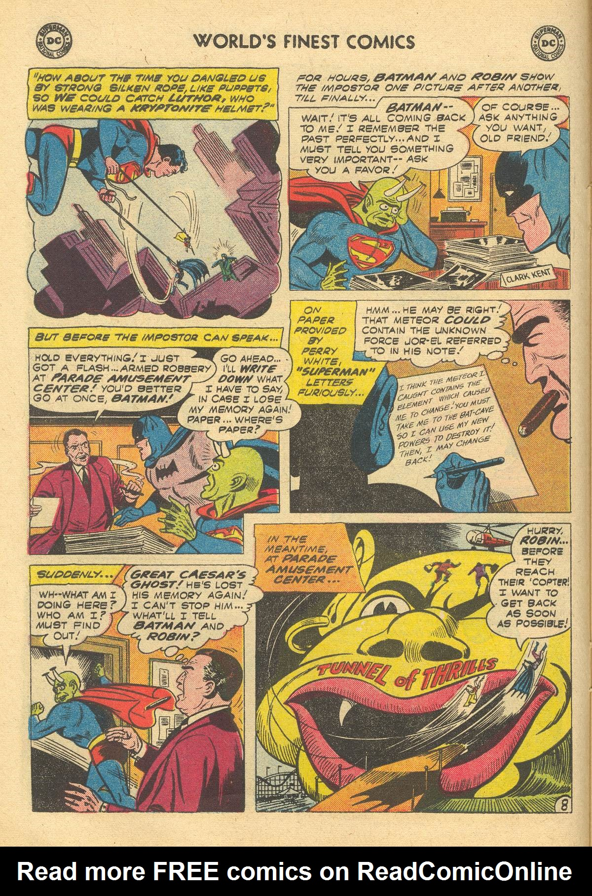 Read online World's Finest Comics comic -  Issue #105 - 10
