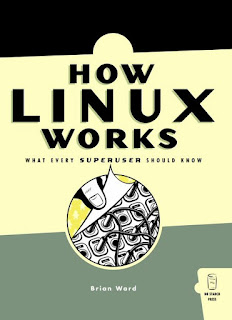 How Linux works book