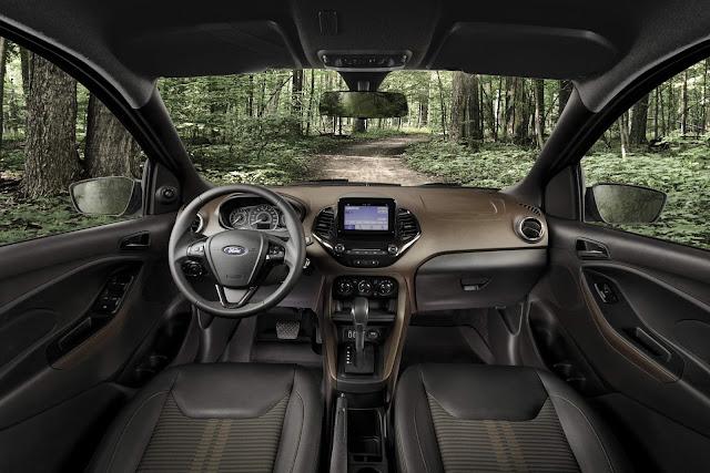 Ford Ka FreeStyle Automático