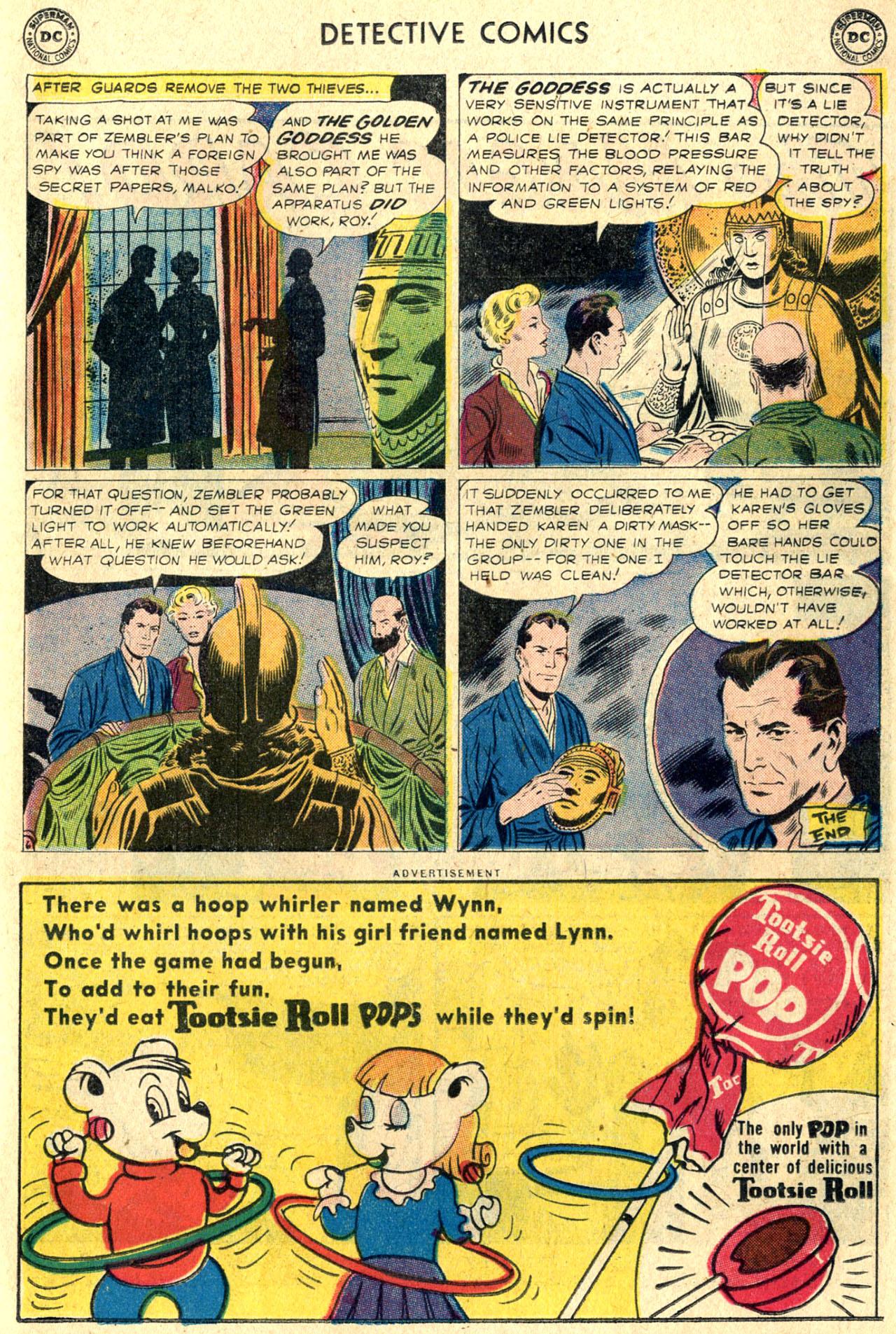 Detective Comics (1937) 264 Page 22