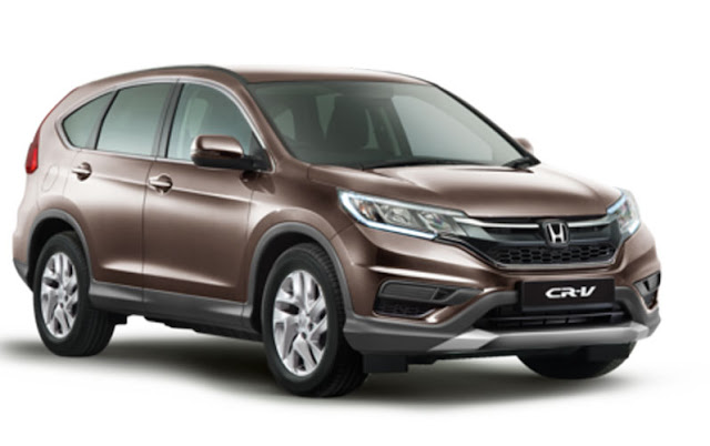 Gambar Honda CRV Power Full Specification