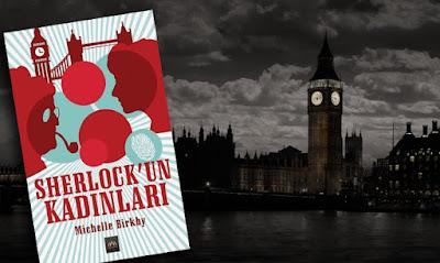 Kitap Yorumları, Sherlock Holmes, Michelle Birkby, Sherlock'un Kadınları, Bayan Hudson ve Mary Watson Serisi, arkadya,