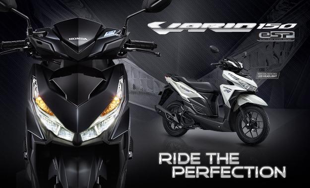 Harga Motor Honda Vario 150 eSP Terbaru Lengkap