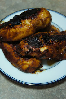 Mustard Barbecue Chicken: Savory Sweet and Satisfying