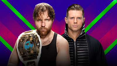 Dean Ambrose (c) vs. The Miz (with Maryse)