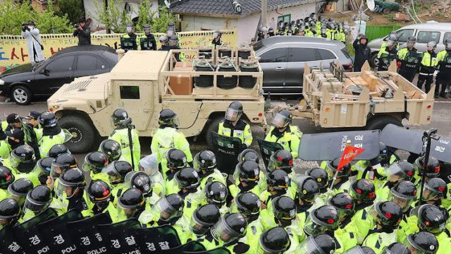 No hay nada gratis: Trump quiere que Corea del Sur pague 1.000 millones de dólares por el THAAD