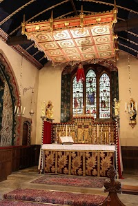 Sir Ninian Comper and St Wilfrid's Cantley