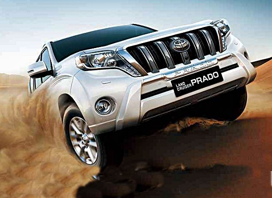 2017 Toyota Prado Philippines Redesign And Release Date