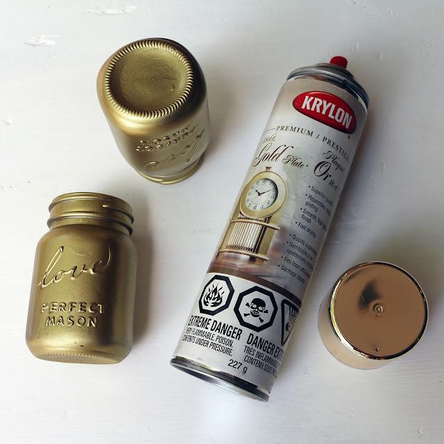 mini mason jar succulent favours | Creative Bag Blog