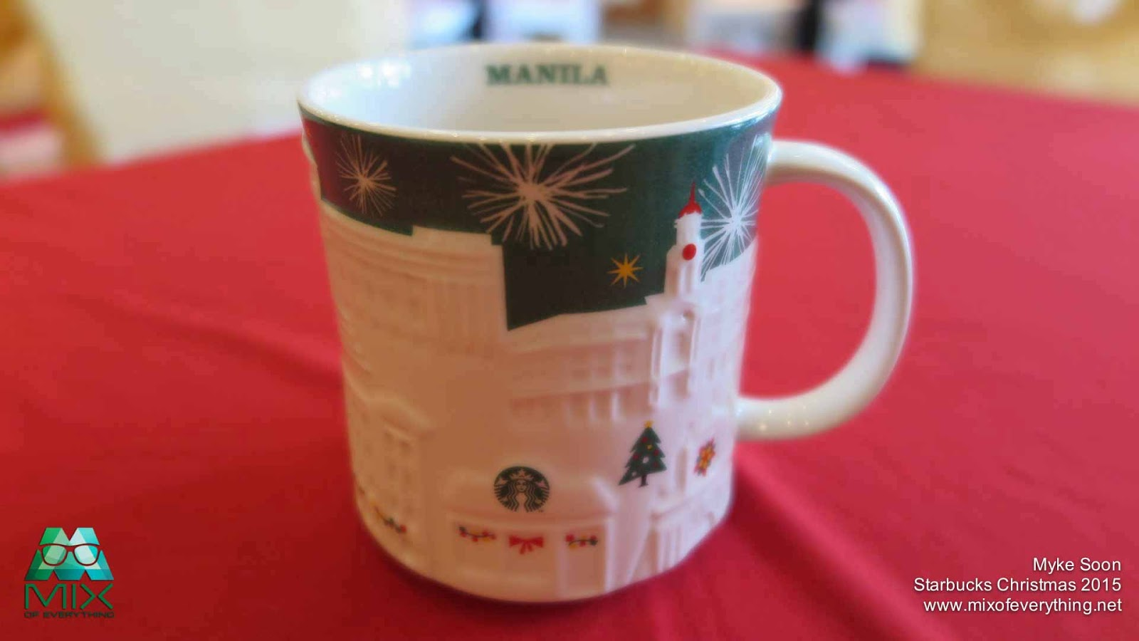 Starbucks Christmas 2015 Holiday Merchandise! Hello