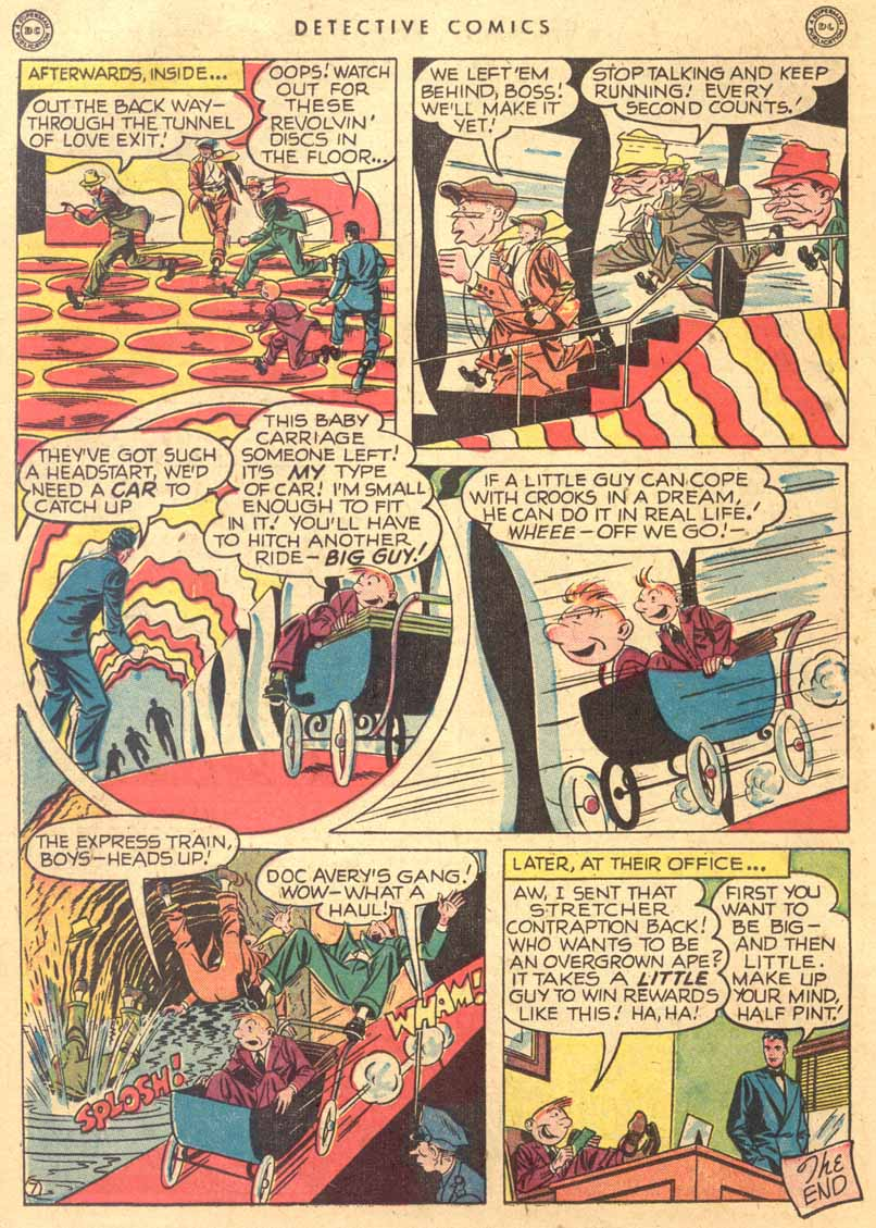 Read online Detective Comics (1937) comic -  Issue #149 - 30