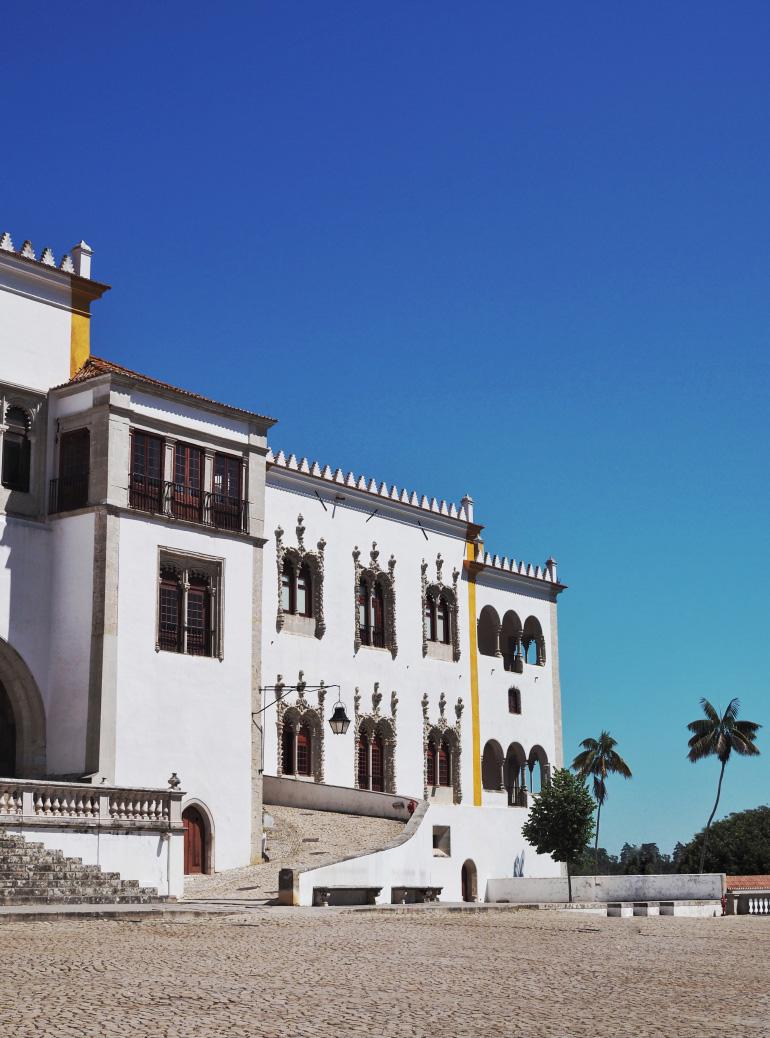 Visiter le palais de Sintra près de Lisbonne
