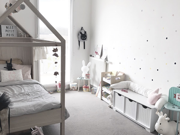 ╳ La chambre de Mlle - Room tour