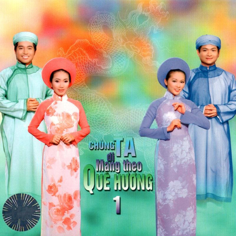 Thúy Nga CD199 - Chúng Ta Đi Mang Theo Quê Hương 1 (NRG) + bìa scan mới