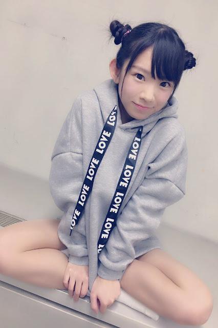 Nagasawa Marina pakai jakat fashion