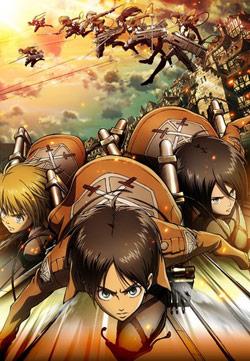 [Raw Anime] Shingeki no Kyojin (进击的巨人)