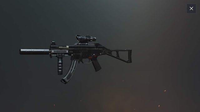 سلاح UMP9