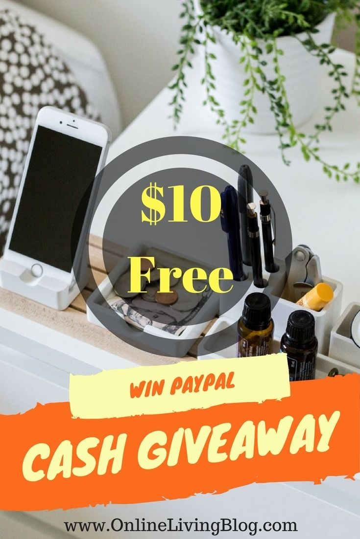 Win $10 PayPal Giveaway From OLB Team