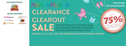 Mommy Mundo Clearance Clear-out Sale