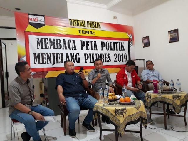 Pengamat: Unggul di Survei Tak Menjamin Jokowi Menangi Pilpres