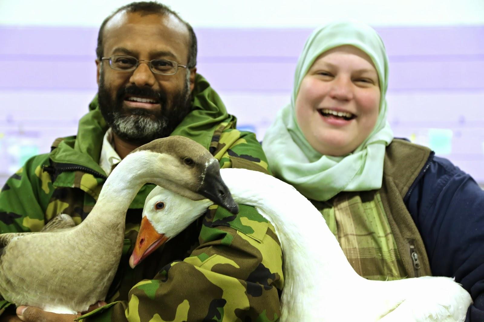 Geese breeders, Alaska, Muslims in Alaska