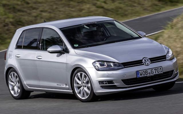 VW Golf e Jetta 2013-2016 chamados para recall - Rússia