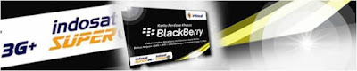 Paket Blakcberry Indosat Gaul Mingguan Bulanan