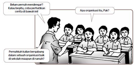Soal PKN kelas 5 kebebasan berorganisasi
