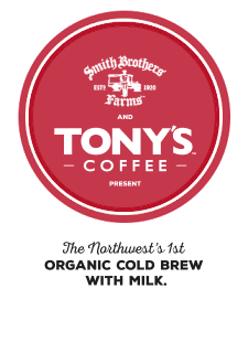 Tonys Cold Brew - delivered by Petes Commercial Distributor - ORGANICS