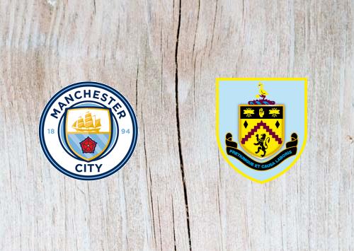 Manchester City vs Burnley Full Match & Highlights 20 October 2018