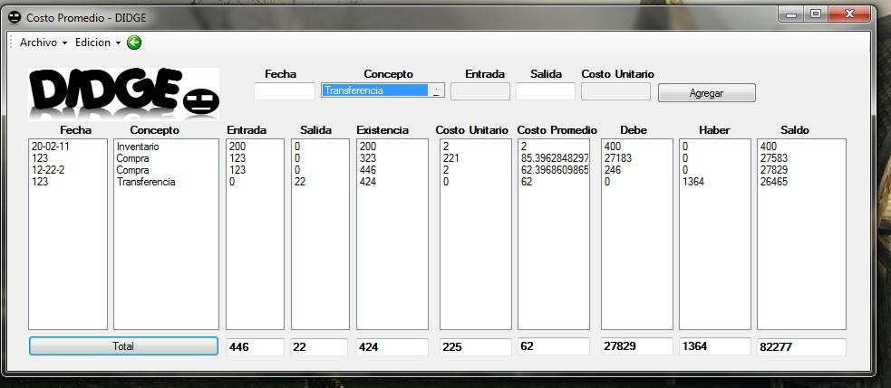 El Buen Blog: Proyecto Visual basic editable