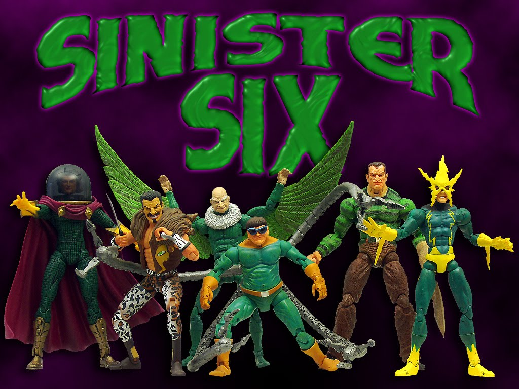 "WTF IS THIS!!!!: Adam WaRock ""Sinister Six"""