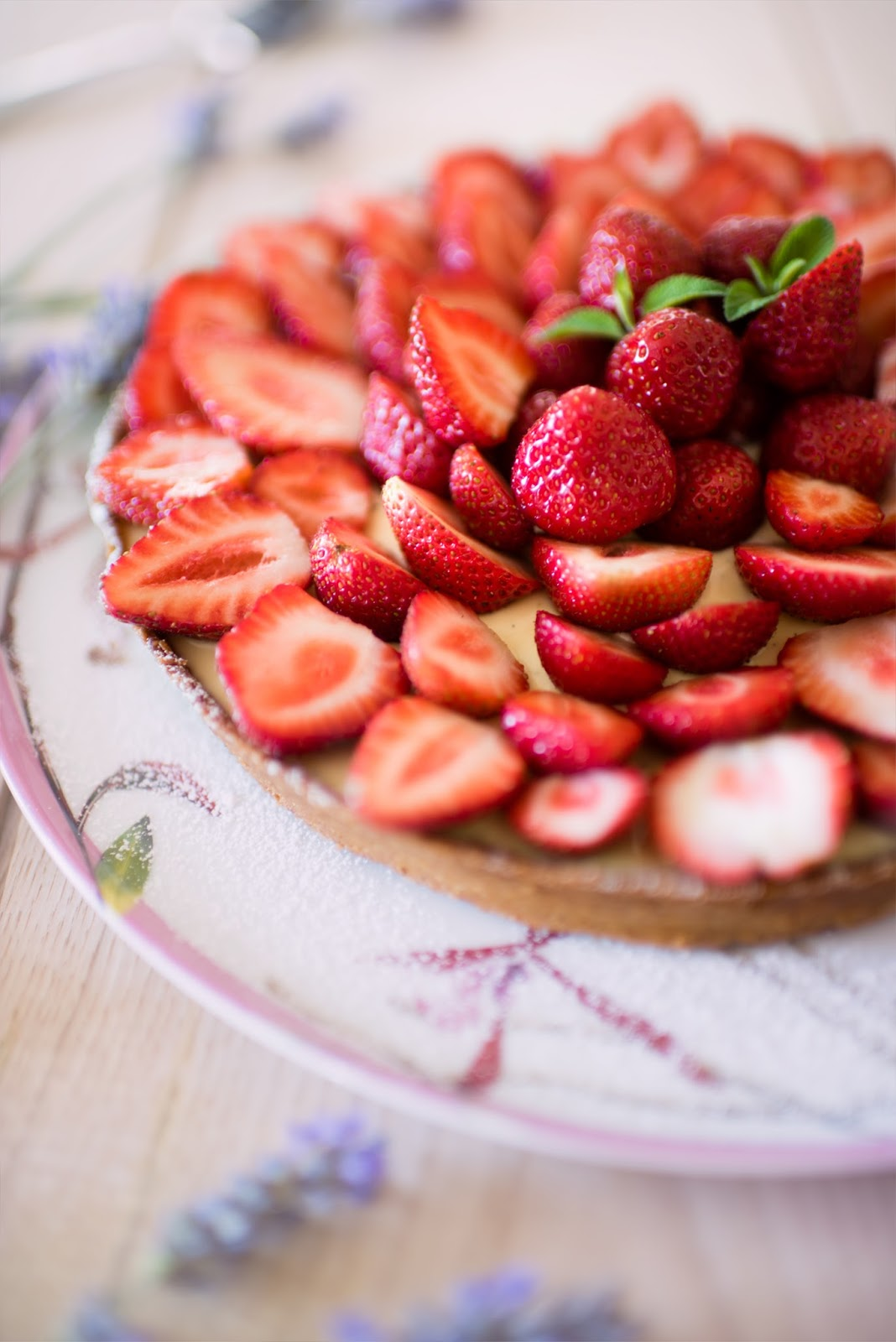 le go t en veil la tarte aux fraises de yann couvreur. Black Bedroom Furniture Sets. Home Design Ideas