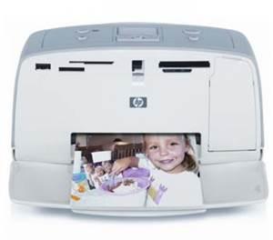HP Photosmart 325v