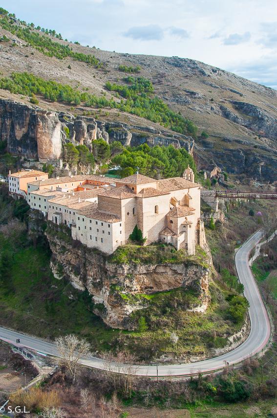El Parador de Cuenca. 10 lugares para visitar en Cuenca