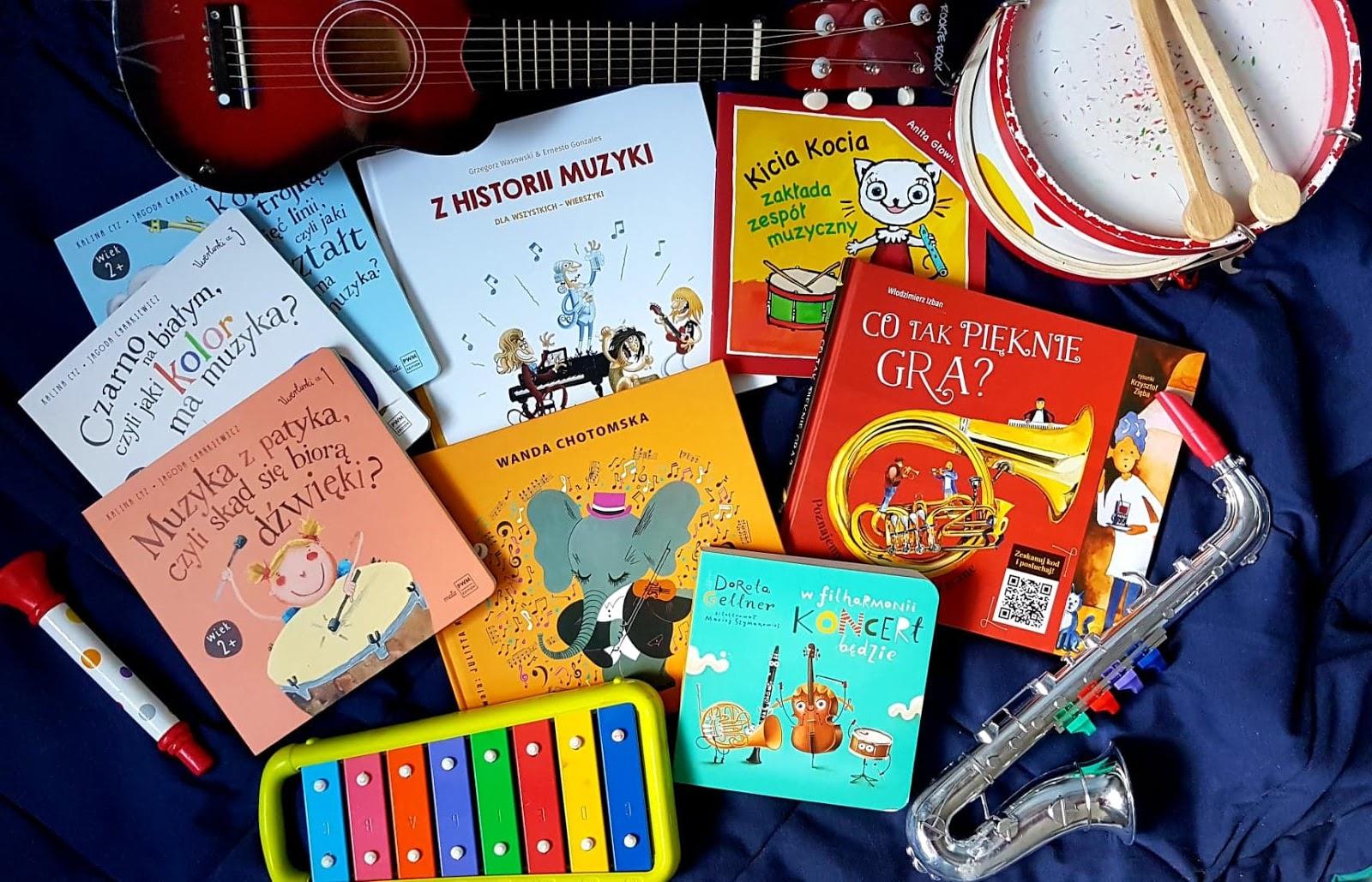 Z Biblioteki Kornelka Książki O Muzyce I Instrumentach