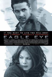 Eagle Eye (2008) Hindi Dual Audio BluRay | 720p | 480p