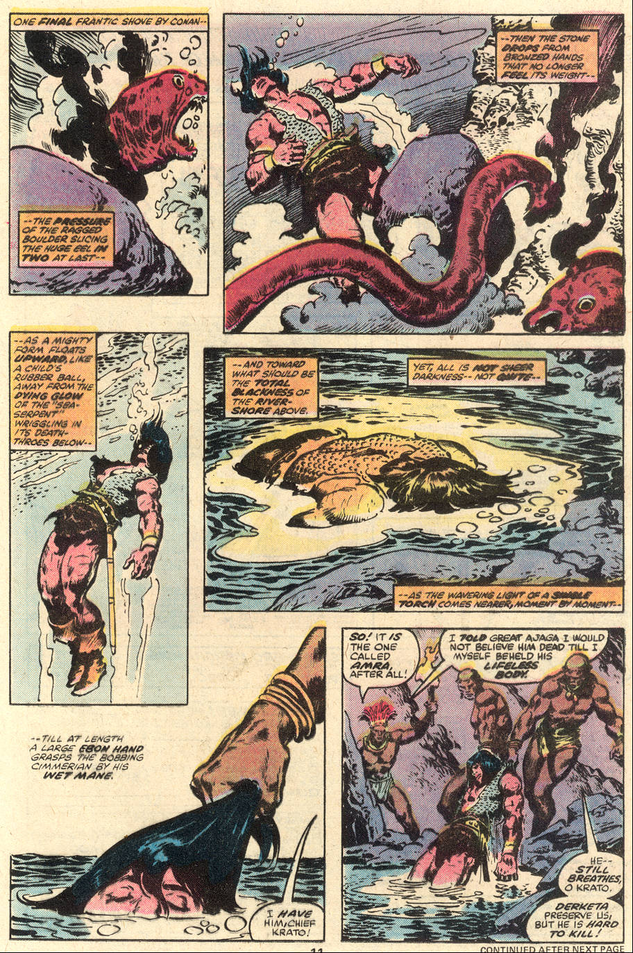 Conan the Barbarian (1970) Issue #96 #108 - English 8
