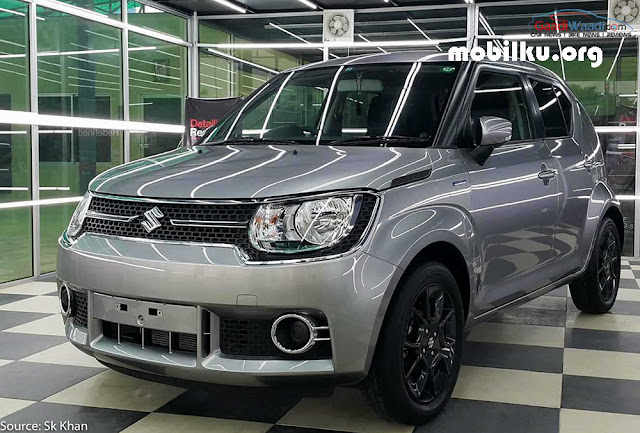 Suzuki Ignis Spesifikasi Mesin Eksterior Interior Dan